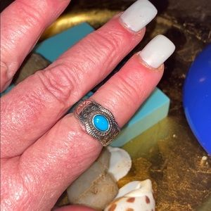 925 new blue turquoise